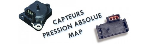 Capteurs pression absolue MAP